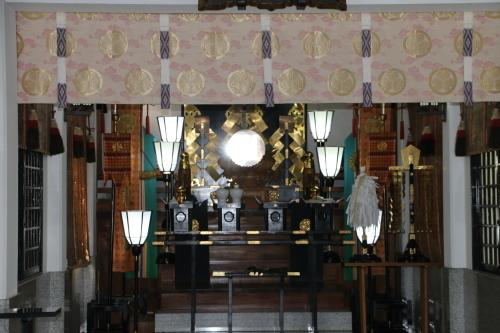常盤神社、偕楽園、弘道館、締めは東照宮で参拝_c0075701_18043124.jpg