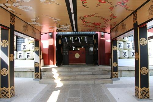 常盤神社、偕楽園、弘道館、締めは東照宮で参拝_c0075701_18050748.jpg