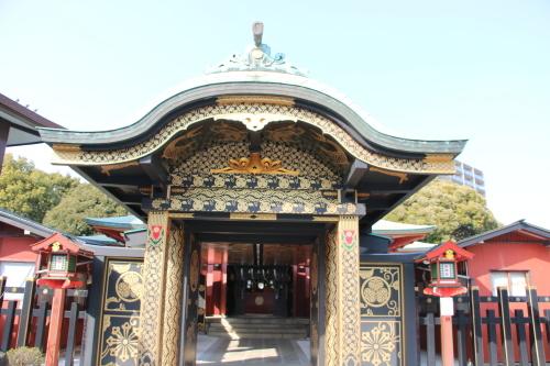 常盤神社、偕楽園、弘道館、締めは東照宮で参拝_c0075701_18051547.jpg