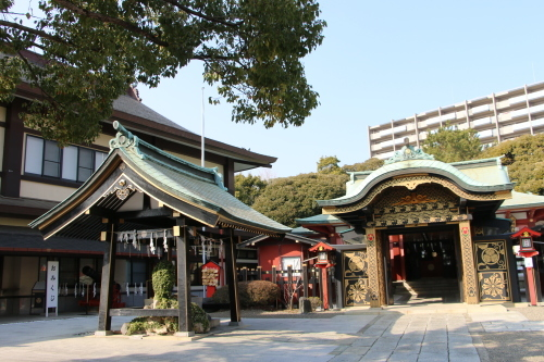 常盤神社、偕楽園、弘道館、締めは東照宮で参拝_c0075701_18054611.jpg