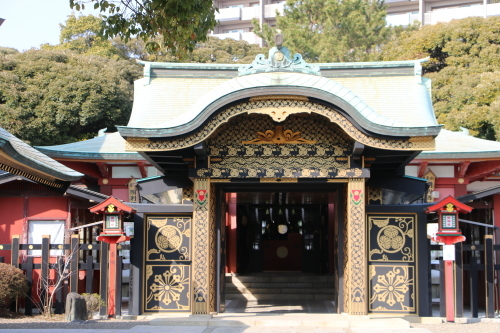 常盤神社、偕楽園、弘道館、締めは東照宮で参拝_c0075701_18055879.jpg