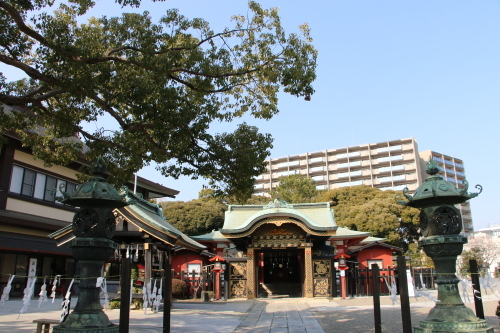 常盤神社、偕楽園、弘道館、締めは東照宮で参拝_c0075701_18064617.jpg