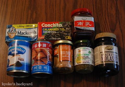 週1のまとめ買いと献立(Week 7)-- パントリーの缶詰整理_b0253205_12564893.jpg