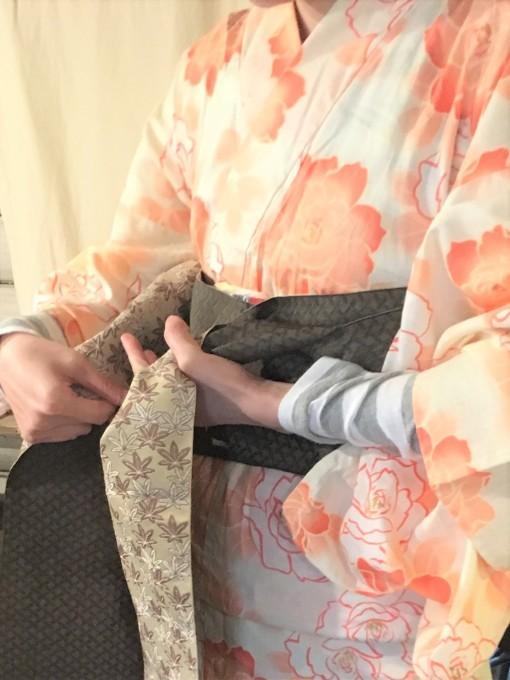 Kimono dressing_f0188408_09333148.jpg