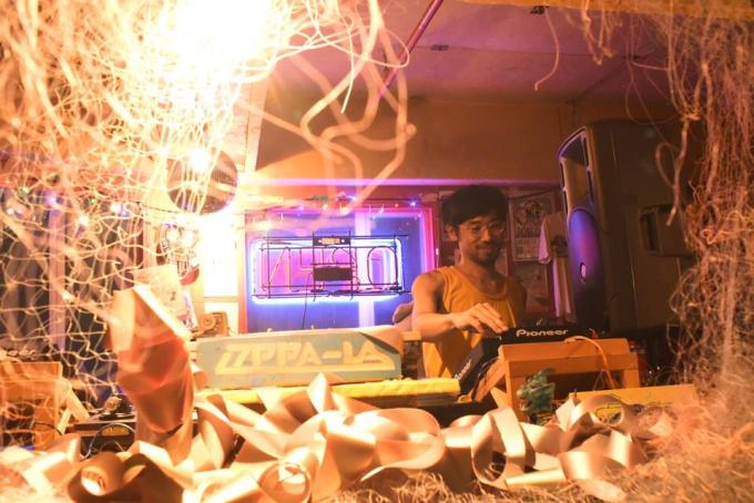 M.RUX & Martha van Straaten Japan Tour '19 4月14日 日曜 江の島CurryDiner OPPA-LA Mamazu/7eを招いてサンセットパーティー&#1_d0106911_19580151.jpg