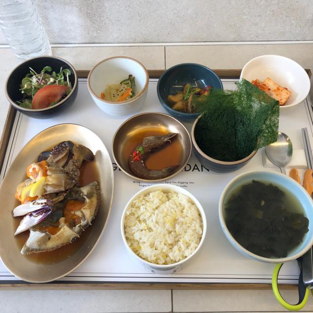 19年3月  ソウル5☆おひとり様でカンジャンケジャンを味わう_d0285416_22300311.jpg