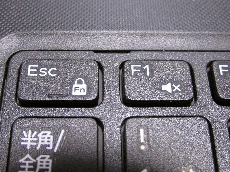 DELLノートPCのファンクションキー(初期設定は使いにく過ぎるぞ!)_e0382354_16523404.jpg