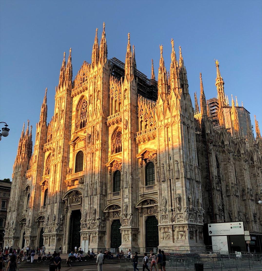 シチリア/43  荘厳なミラノ大聖堂_a0092659_22100132.jpg