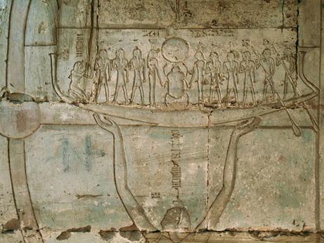 2エジプトシンボル 太陽の船 スカラベ イシス ネフティス_c0222861_18143132.jpg