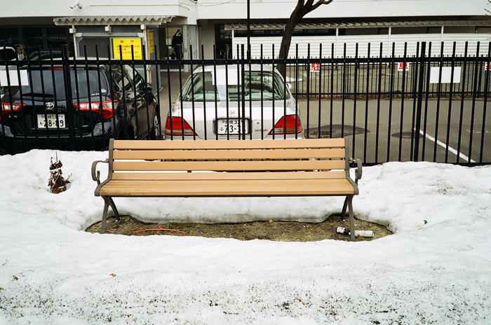 雪融けで姿を現したもの_c0182775_17114936.jpg