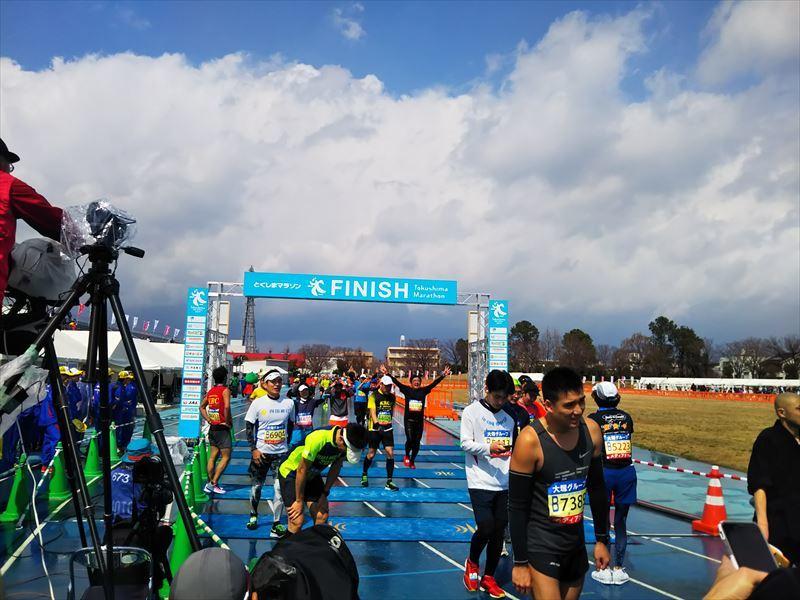 とくしまマラソンに参加しました_e0201281_18562884.jpg