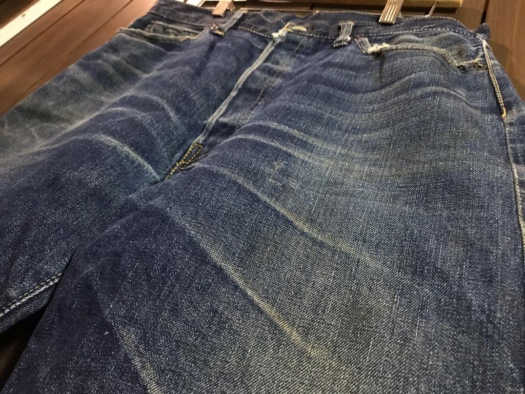 マグネッツ神戸店 3/20(水)Vintage Bottoms入荷! #1Vintage Denim Pants! Part1!!!_c0078587_14351694.jpg