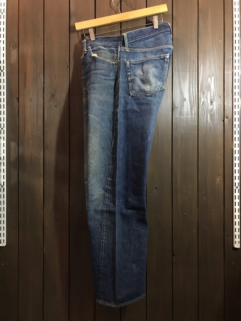 マグネッツ神戸店 3/20(水)Vintage Bottoms入荷! #1Vintage Denim Pants! Part1!!!_c0078587_14351763.jpg