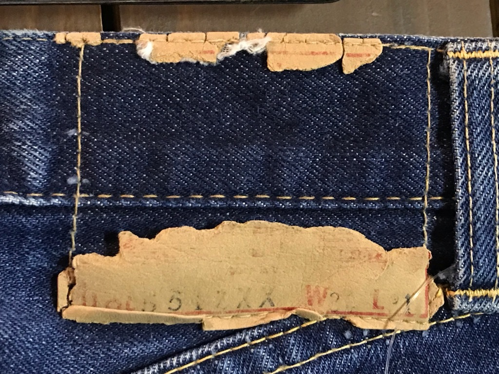 マグネッツ神戸店 3/20(水)Vintage Bottoms入荷! #1Vintage Denim Pants! Part1!!!_c0078587_15075069.jpg