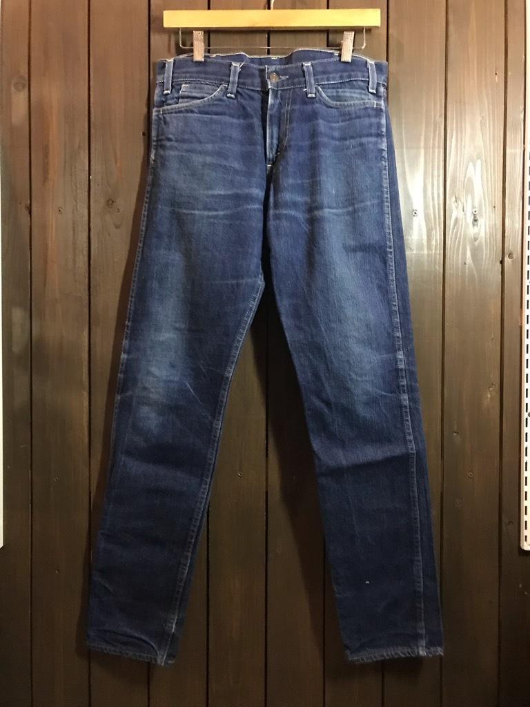 マグネッツ神戸店 3/20(水)Vintage Bottoms入荷! #1Vintage Denim Pants! Part1!!!_c0078587_15100664.jpg