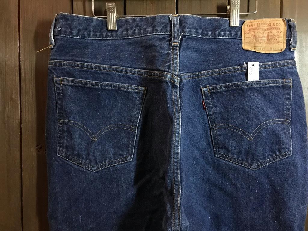 マグネッツ神戸店 3/20(水)Vintage Bottoms入荷! #1Vintage Denim Pants! Part1!!!_c0078587_15155840.jpg