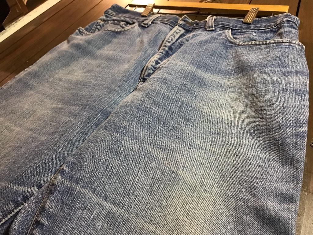 マグネッツ神戸店 3/20(水)Vintage Bottoms入荷! #1Vintage Denim Pants! Part1!!!_c0078587_15191712.jpg