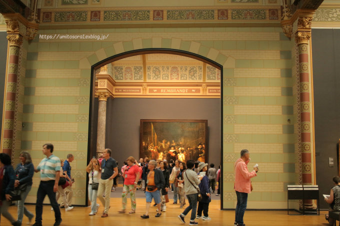 アムステルダム国立美術館_b0324291_01500521.jpg