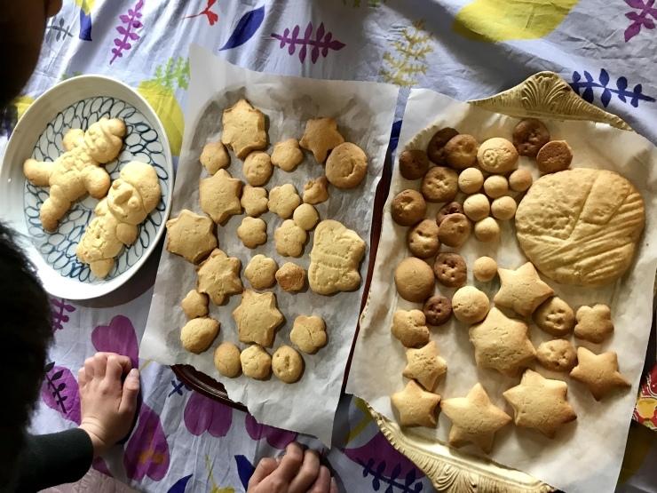 ホットケーキミックスでクッキー作り_c0100195_10223358.jpeg