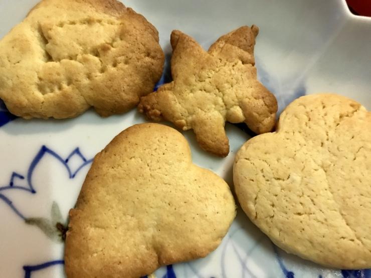 ホットケーキミックスでクッキー作り_c0100195_10260350.jpeg