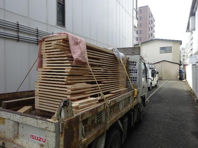 岩手県庁6階 木質化実証実験 ①_f0105112_04371151.jpg