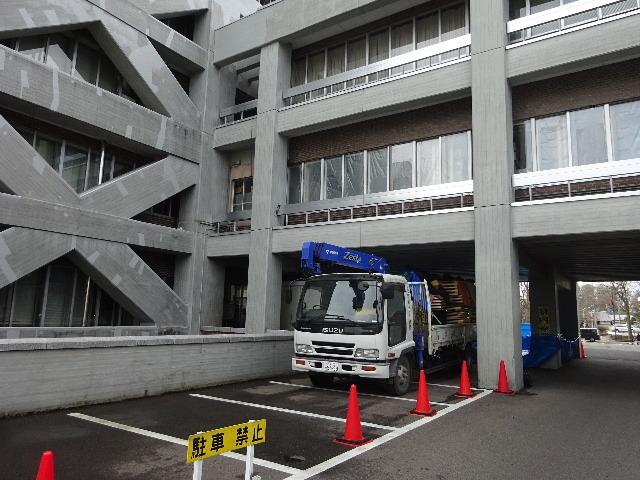 岩手県庁6階 木質化実証実験 ①_f0105112_04371161.jpg