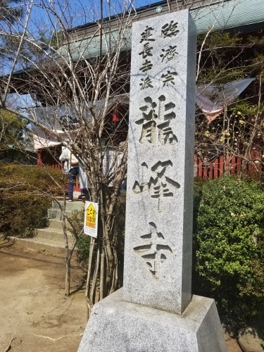 17日 神奈川海老名「龍峰寺」観音祭_f0165126_15013054.jpg