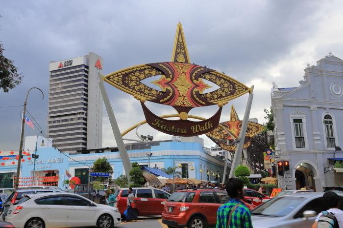 チャイナタウン/セントラル・マーケット マレーシア旅行 - 16 -_f0348831_21043440.jpg