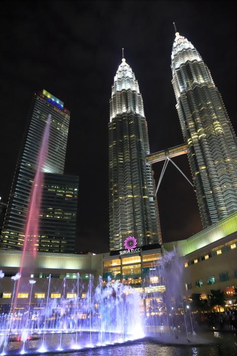 【KLCC公園/噴水ショー】マレーシア旅行 - 17 -_f0348831_21502327.jpg