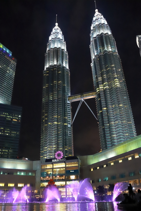 【KLCC公園/噴水ショー】マレーシア旅行 - 17 -_f0348831_21502675.jpg