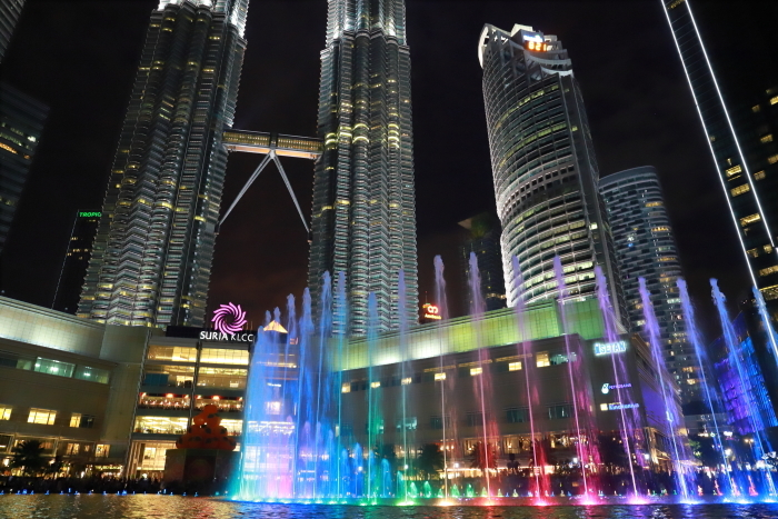 【KLCC公園/噴水ショー】マレーシア旅行 - 17 -_f0348831_21504615.jpg