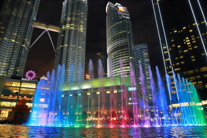 【KLCC公園/噴水ショー】マレーシア旅行 - 17 -_f0348831_21505586.jpg