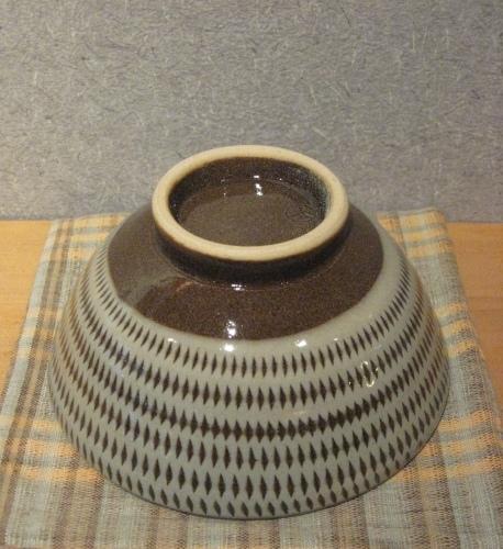 小石原焼 マルダイ窯のご飯茶碗いろいろ_b0153663_19064637.jpg