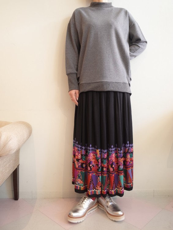 From Vintage Room☆Vintage Skirt☆_e0269968_19022136.jpg