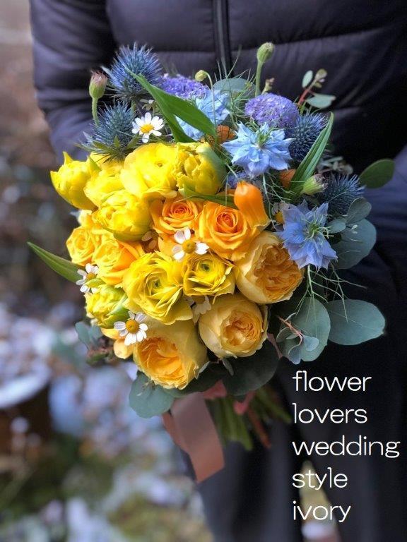 〜週末の婚礼から〜♬_b0094378_21044487.jpeg