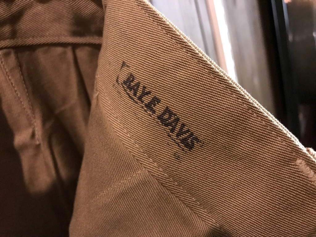 マグネッツ神戸店 3/20(水)Vintage Bottoms入荷! #2 Military Pants Part1!!!_c0078587_12455000.jpg