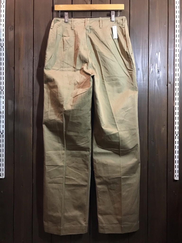 マグネッツ神戸店 3/20(水)Vintage Bottoms入荷! #2 Military Pants Part1!!!_c0078587_12455132.jpg