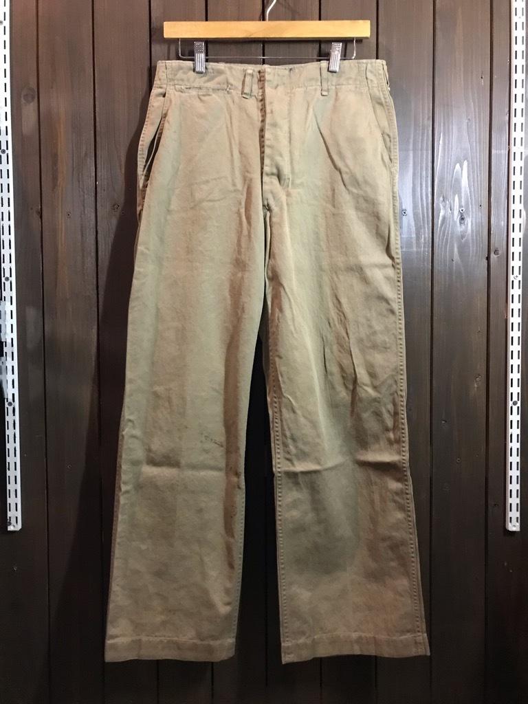 マグネッツ神戸店 3/20(水)Vintage Bottoms入荷! #2 Military Pants Part1!!!_c0078587_12525373.jpg