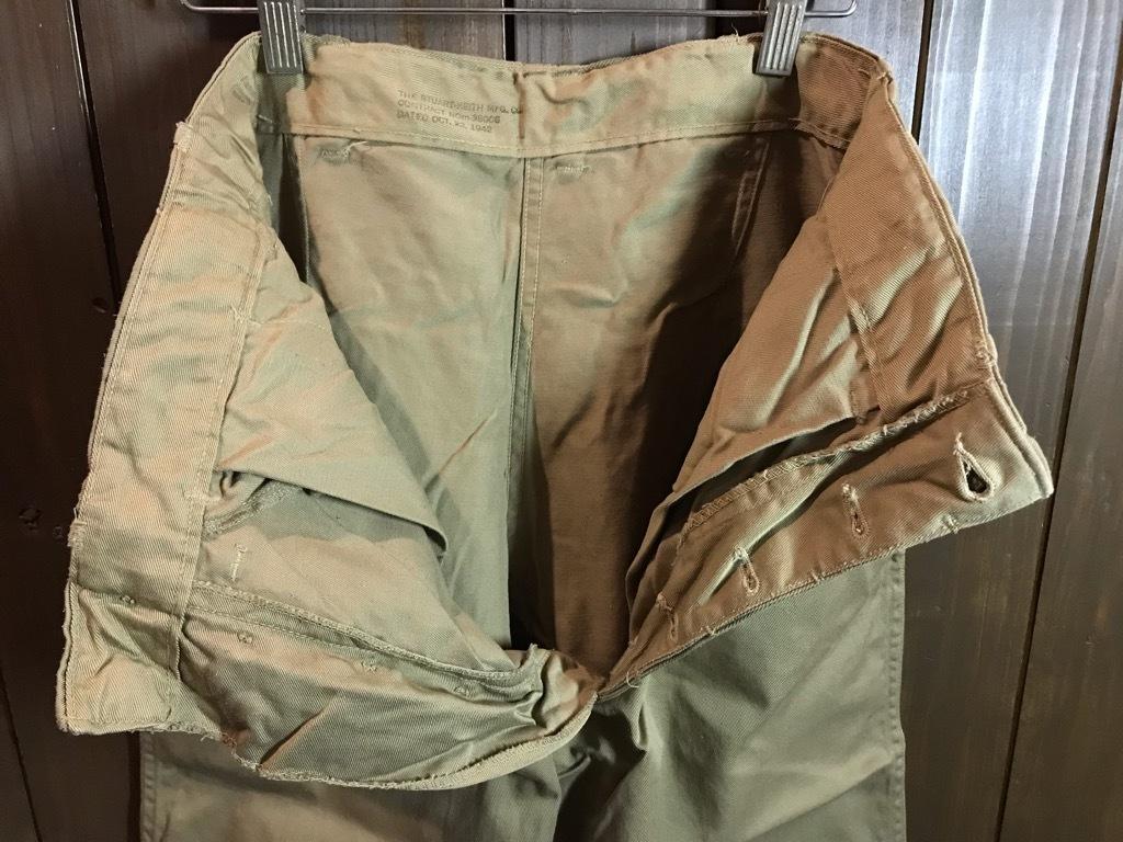 マグネッツ神戸店 3/20(水)Vintage Bottoms入荷! #2 Military Pants Part1!!!_c0078587_12551110.jpg