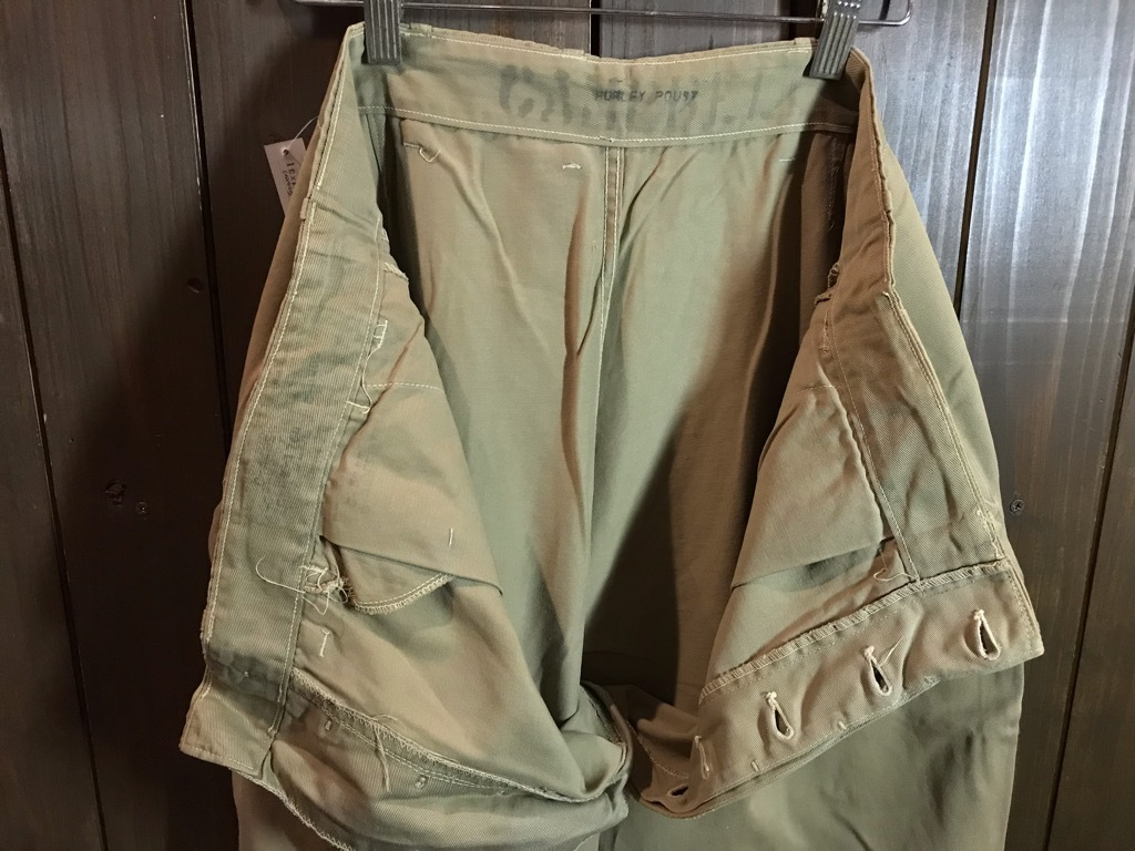 マグネッツ神戸店 3/20(水)Vintage Bottoms入荷! #2 Military Pants Part1!!!_c0078587_13034611.jpg