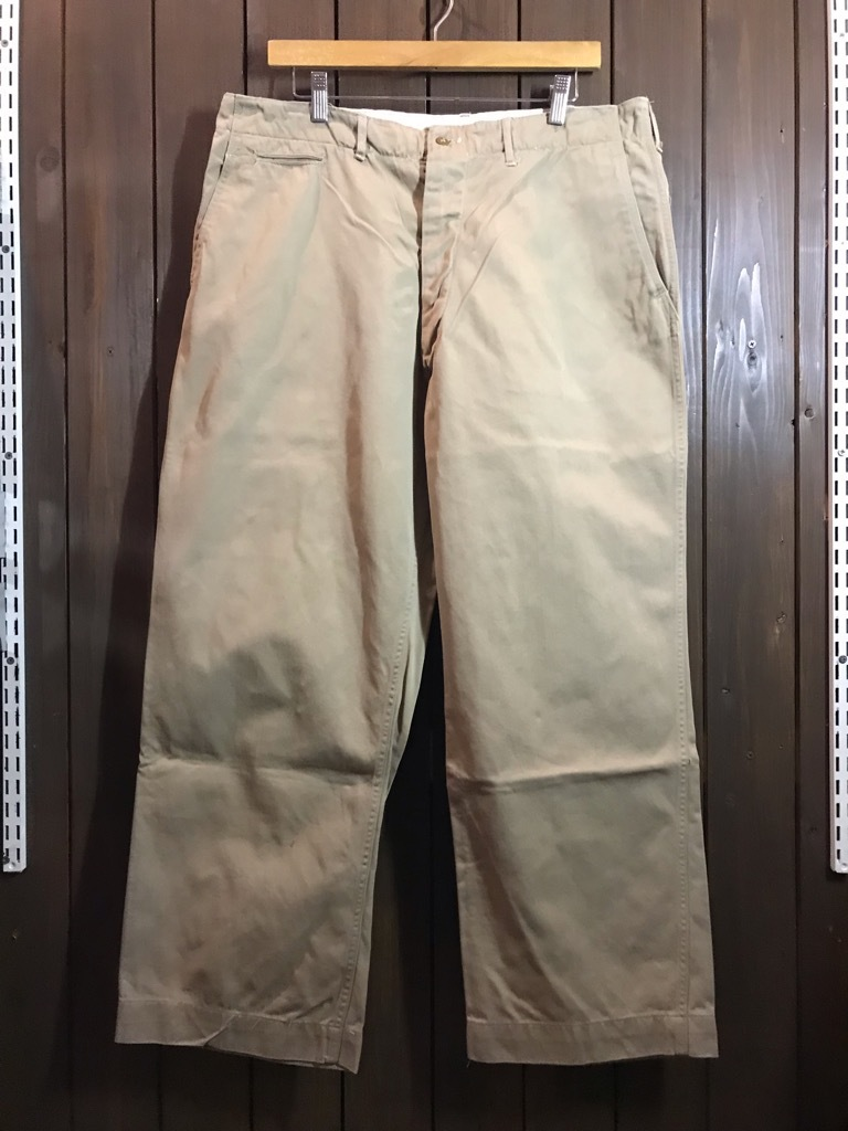 マグネッツ神戸店 3/20(水)Vintage Bottoms入荷! #2 Military Pants Part1!!!_c0078587_13331616.jpg