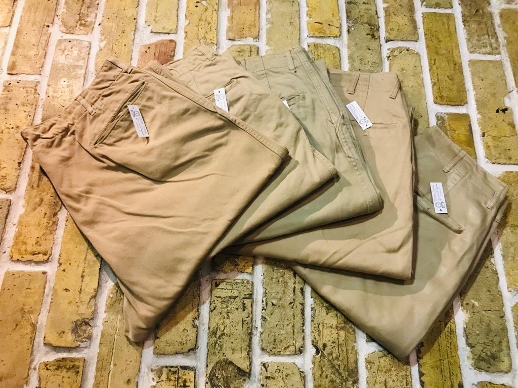 マグネッツ神戸店 3/20(水)Vintage Bottoms入荷! #2 Military Pants Part1!!!_c0078587_13331628.jpg