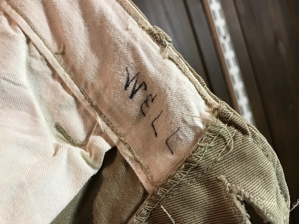 マグネッツ神戸店 3/20(水)Vintage Bottoms入荷! #2 Military Pants Part1!!!_c0078587_13342528.jpg
