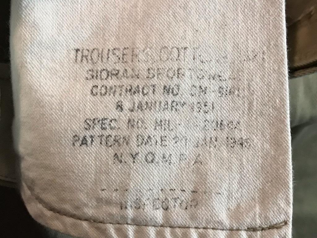 マグネッツ神戸店 3/20(水)Vintage Bottoms入荷! #2 Military Pants Part1!!!_c0078587_13353388.jpg