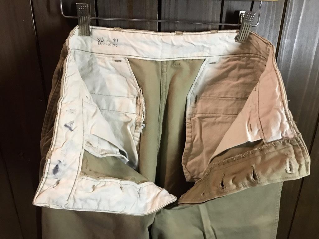 マグネッツ神戸店 3/20(水)Vintage Bottoms入荷! #2 Military Pants Part1!!!_c0078587_13402995.jpg