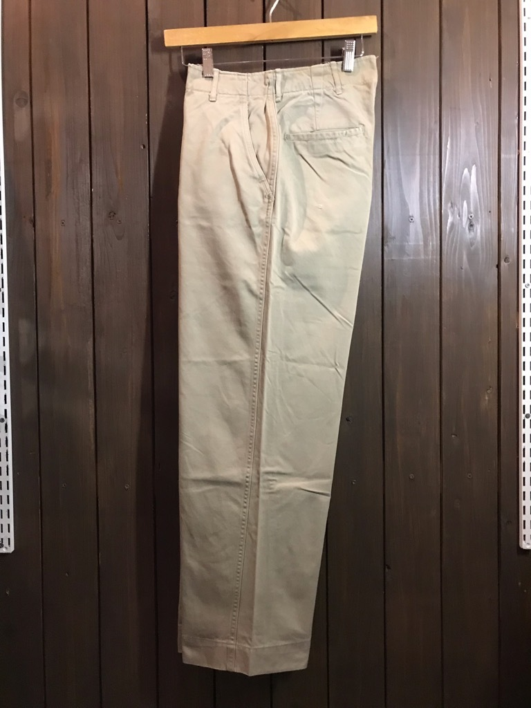 マグネッツ神戸店 3/20(水)Vintage Bottoms入荷! #2 Military Pants Part1!!!_c0078587_13435422.jpg
