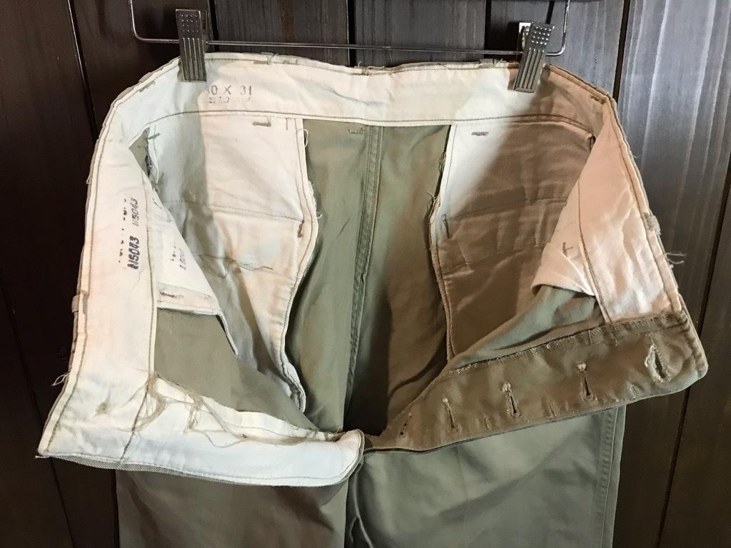 マグネッツ神戸店 3/20(水)Vintage Bottoms入荷! #2 Military Pants Part1!!!_c0078587_13442388.jpg