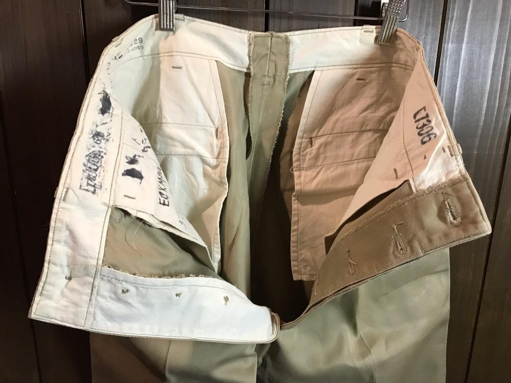 マグネッツ神戸店 3/20(水)Vintage Bottoms入荷! #2 Military Pants Part1!!!_c0078587_13570764.jpg