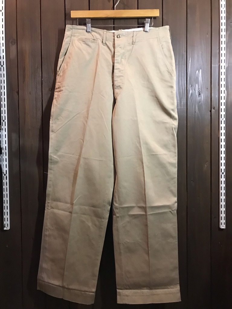 マグネッツ神戸店 3/20(水)Vintage Bottoms入荷! #2 Military Pants Part1!!!_c0078587_13575415.jpg