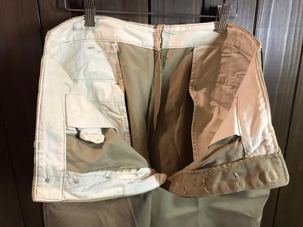 マグネッツ神戸店 3/20(水)Vintage Bottoms入荷! #2 Military Pants Part1!!!_c0078587_13575486.jpg